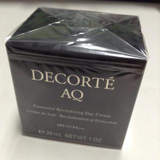 COSME DECORTE - コスメデコルテ AQ デイクリーム 日中用クリーム・化粧下地