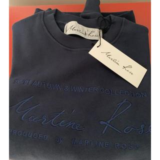 Balenciaga - Martine rose マーティンローズ スウェット トレーナー M ネイビー