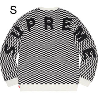 Supreme - Sサイズ Back Logo Sweater