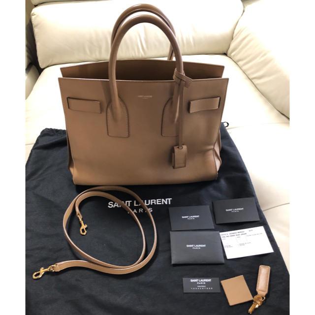 Saint Laurent(サンローラン)のSAINT RAURENT サンローラン サックドジュール レディースのバッグ(トートバッグ)の商品写真