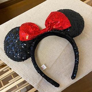 Disney - ミッキー カチューシャ