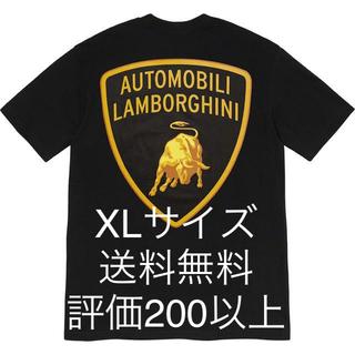 Supreme - Supreme Automobili Lamborghini Tee XL  黒