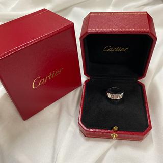 カルティエ(Cartier)の*美品* 【カルティエ】  ラブリング(リング(指輪))