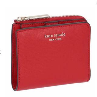 kate spade new york - 新品ケイトスペード KATE SPADE 財布 二つ折り シルビア