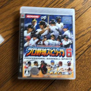 プロ野球スピリッツ6 PS3(家庭用ゲームソフト)