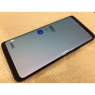 SAMSUNG - au  Galaxy  S9  SCV38  ミッドナイトブラック ジャンク品