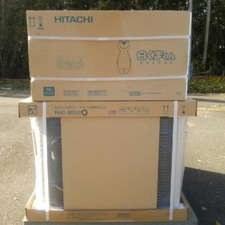 日立 -  HITACHI/日立 ルームエアコン 白くまくん RAS-X63J2