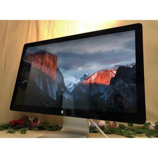 Mac (Apple) - 【良品✨】Apple Thunderbolt Display A1407