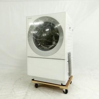 Panasonic - Panasonic NA-VG730R ドラム式洗濯機 Cuble