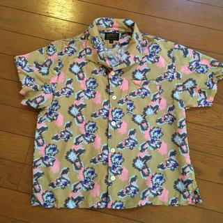 マーキーズ(MARKEY'S)のアロハシャツ キッズ140(Tシャツ/カットソー)
