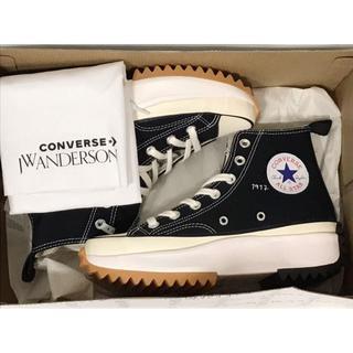 CONVERSE - converse jw anderson run star hike 24cm