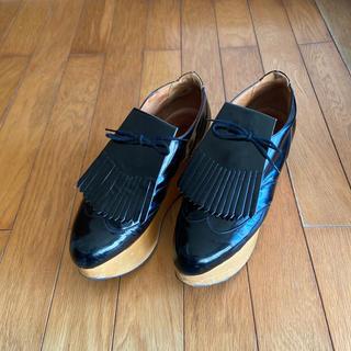 ヴィヴィアンウエストウッド(Vivienne Westwood)の本日最終出品日 Vivienne Westwood ロッキンホースゴルフ(ローファー/革靴)