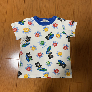 DOUBLE.B - ミキハウス ダブルビー  Tシャツ 90