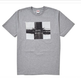 Supreme - SUPREME  bridge tee