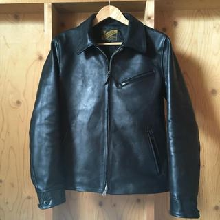 y2 leather ワイツーレザー   シングルライダース 38