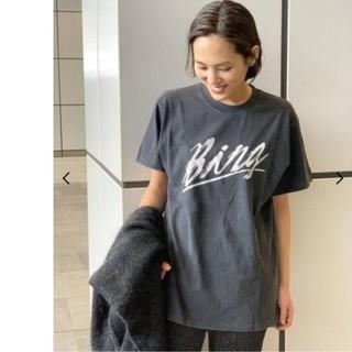 L'Appartement DEUXIEME CLASSE - AP STUDIO 【ANINE BING/アニービン】BING Tシャツ