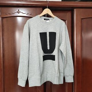 UNDERCOVER - 【UNDERCOVER】アンダーカバー Uロゴ グレー スウェット XL