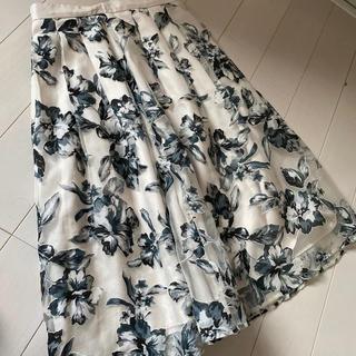 Rirandture - オーガンジースカート