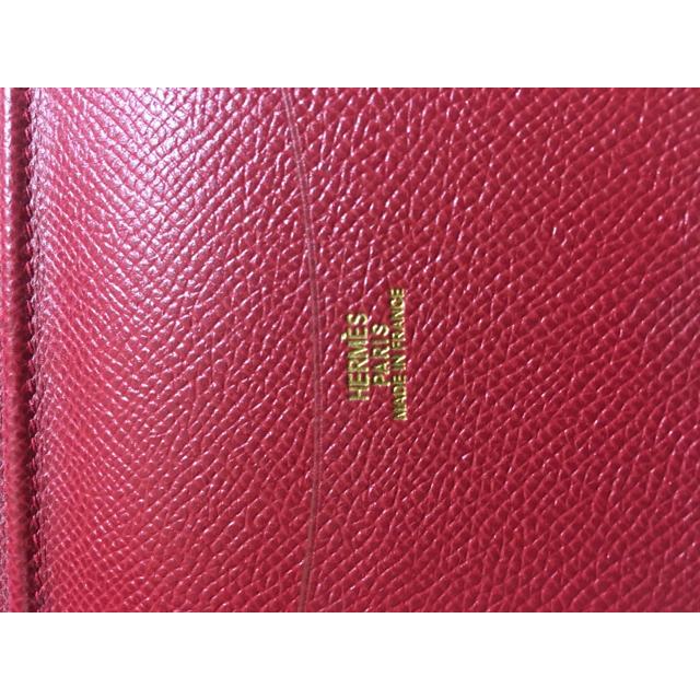 Hermes(エルメス)の【希少】 エルメス 手帳 参考価格 52,800円 レディース メンズ 刻印A メンズのファッション小物(手帳)の商品写真