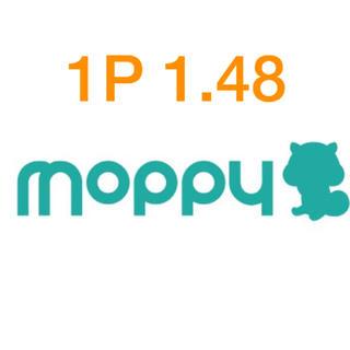 モッピーポイント    2000P moppy