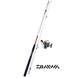ダイワ(DAIWA)の海外モデル DAIWA  ダイワ   ロッド  リール  セット ルアーロッド(ロッド)