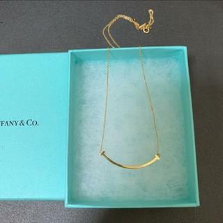 Tiffany & Co. - ティファニー Tスマイル ロング 美品 正規品