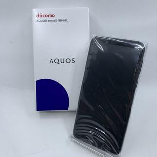 SHARP - 未使用品 SIMフリー AQUOS sense2 SH-01L ブラック 970