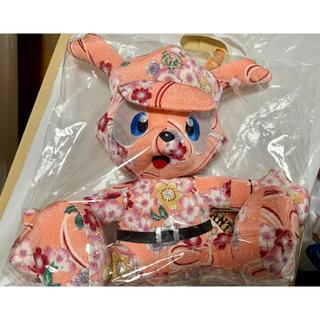 読売ジャイアンツ - ジャビット人形 和柄