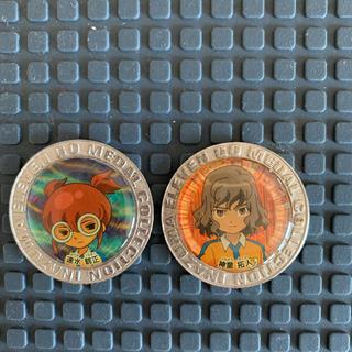 ショウガクカン(小学館)のイナズマイレブン メダル(キャラクターグッズ)