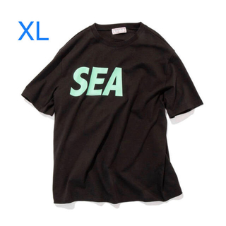 GUESS - 【GUESS×WIND AND SEA】OVERSIZE SS TEE XL