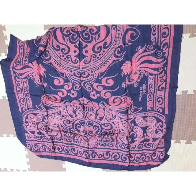 チャイハネ(チャイハネ)のストール、ショール、腰巻き レディースのファッション小物(ストール/パシュミナ)の商品写真