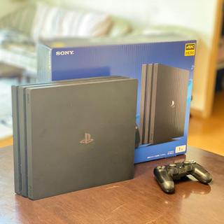 プレイステーション4(PlayStation4)のSONY PS4 Pro SSD換装済み(家庭用ゲーム機本体)