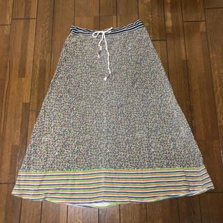 キューブシュガー(CUBE SUGAR)のキューブシュガーのスカート(ロングスカート)