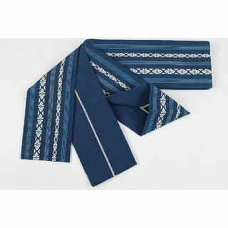 角帯献上柄 綿100% kIK-3日本製新品(浴衣帯)
