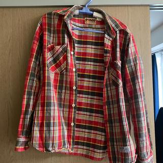 カムコ(camco)のCAMCO チェックシャツ(シャツ/ブラウス(長袖/七分))
