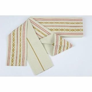 角帯献上柄 綿100% 日本製新品(浴衣帯)