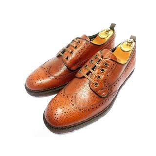ヤンコ(YANKO)の【新品◆YANKO生産◆スペイン製】TLB ウイングチップ 革靴 26cm(ドレス/ビジネス)