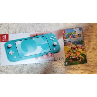 任天堂 - Nintendo Switch Light どうぶつの森ソフト