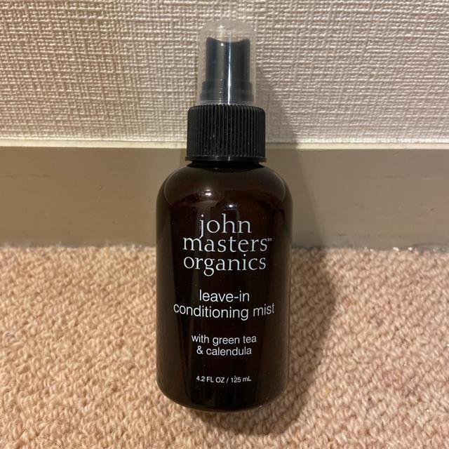 John Masters Organics(ジョンマスターオーガニック)の【ジョンマスターオーガニック】G&CリーブインコンディショニングミストN コスメ/美容のヘアケア/スタイリング(ヘアウォーター/ヘアミスト)の商品写真