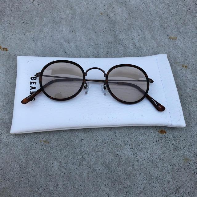 BEAMS(ビームス)のBEAMS  サングラス レディースのファッション小物(サングラス/メガネ)の商品写真