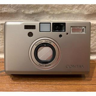 キョウセラ(京セラ)のコンタックスT3 CONTAX T3 一応専用(フィルムカメラ)