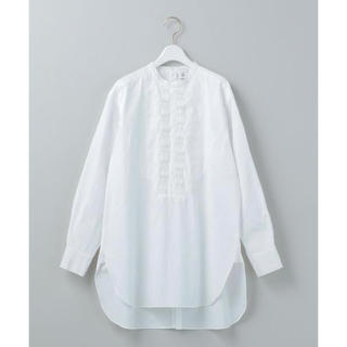 BEAUTY&YOUTH UNITED ARROWS - 6 ROKU PIN TUCK SHIRT シャツ