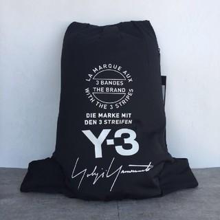 ワイスリー(Y-3)のY-3  バッグパック リュック 黒 男女兼用(リュック/バックパック)