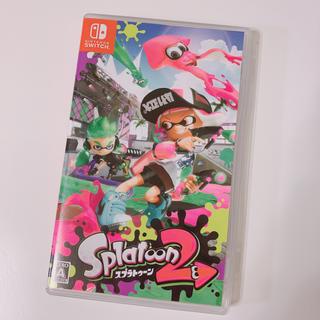 Nintendo Switch - ニンテンドー★スイッチ★スプラトゥーン2★switch★ソフト