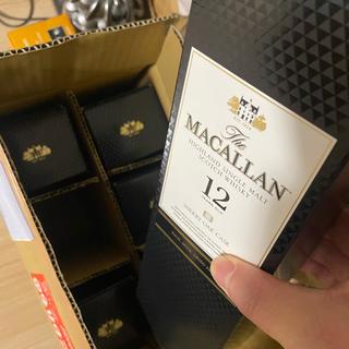 サントリー(サントリー)のマッカラン 12年 6本(ウイスキー)
