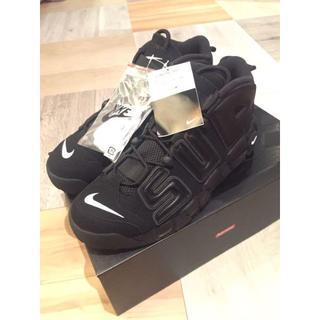 NIKE - 27cm supreme Nike air more uptempo