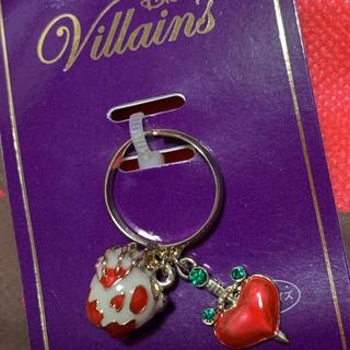 Disney - ディズニーストア ヴィランズ 毒リンゴ 指輪