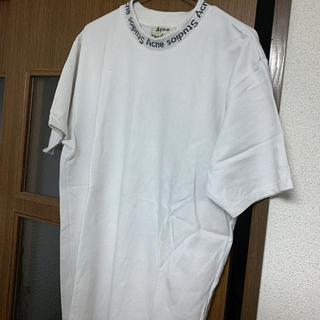 ACNE - Acne ネックロゴ tシャツ スウェット