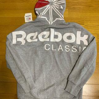 Reebok - Reebok classic リーボック クラシック フロントジップ パーカー