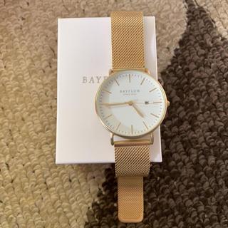 BAYFLOW - BAYFLOW レディース 腕時計